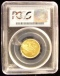 1909 D Indian Head Gold Half Eagle PCGS AU53