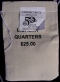 1999 P Connecticut State Quarter Dollar Mint Sewn Coin Bag $25