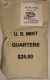 2000 D Maryland Quarter Mint Sewn Coin Bag $25