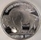 2001 Indian Head, Buffalo 1 ounce Silver Round