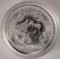 2000 Australian Silver Dragon 1 oz 1 Dollar