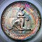 1936 D Cincinnati, Ohio Music Center Commemorative Half Dollar Toned