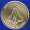 2003 STS 107 Space Shuttle Columbia Medal