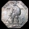 1925 Norse American Centennial Thick Silver Medal