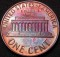 1978 S Lincoln Cent Proof Toned