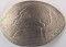 2003 Baltimore Coin and Currency Convention Elongated Jefferson Nickel