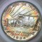 1934 D Oregon Trail Commemorative Half Dollar