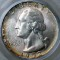1952 S Washington Quarter Dollar