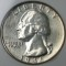 1946 S Washington Quarter Dollar