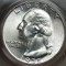 1935 S Washington Quarter Dollar