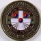 US Army 121st Gen Hosp 18th Medical Command Challenge Coin