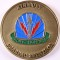 Military Police Brigade Kina'ole, Hawaii Pacific Lightning Challenge Coin