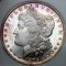 1878 Morgan Dollar DMPL 7 Tail feathers (7TF)