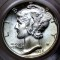 1936 S Mercury Dime FB