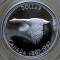 1967 Canada Flying Goose Dollar Proof DCAM