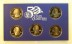 2005 S 50 State Quarters Proof Set (5 coin)