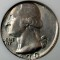 1970 D Washington Quarter on a dime planchet Error