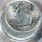 2000 P New Hampshire State Quarter 25% Off Center Error