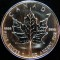 2006 Canada Silver Maple Leaf 1 ounce