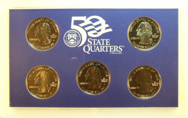 click for larger picture of 2002 S Proof Set (10 coin)