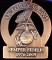 2005 30th Marine Corps Marathon Finisher Medal