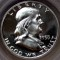 1955 Franklin Half Dollar Proof