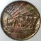 1938 D Oregon Trail Commemorative Half Dollar