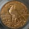 1928 Indian Head Gold Quarter Eagle $2.50