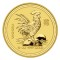 2005 Australian Rooster Gold 10 ounce 1000 Dollars