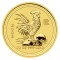 2005 Australian Rooster Gold 1/2 ounce 50 Dollars