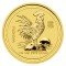 2005 Australian Rooster Gold 1/4 ounce 25 Dollars