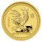 2005 Australian Rooster Gold 1/20 ounce 5 Dollars