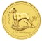 2006 Australian Dog Gold 2 ounce 200 Dollars