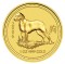 2006 Australian Dog Gold 1 ounce 100 Dollars