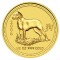 2006 Australian Dog Gold 1/2 ounce 50 Dollars