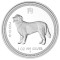 2006 P Australian Dog Silver Proof 1 ounce 1 Dollar