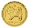 2006 P Australian Dog Gold Proof 1/10 ounce 15 Dollars