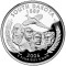2006 S South Dakota State Quarter Dollar Proof
