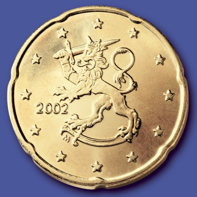 click for larger picture of 2002 Ireland Euro