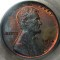 1914 D Lincoln Cent RB (red Brown)