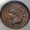 1860 Indian Head Cent CN
