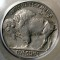 1937 D 3 legged Buffalo Nickel