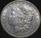 1892 S Morgan Dollar Cleaned