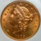 1903 S $20 Liberty Gold Double Eagle