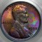 1958 Lincoln Cent Toned