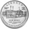 2006 S San Francisco Old Mint Commemorative Silver Dollar Uncirculated