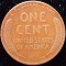 1951 Lincoln Cent
