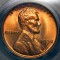 1938 S Lincoln Cent Red