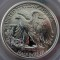 1941 Walking Liberty Half Dollar Proof
