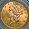 1895 $20 Liberty Gold Double Eagle